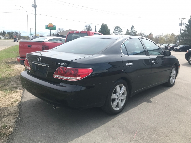 Lexus ES 330 2005 price $0