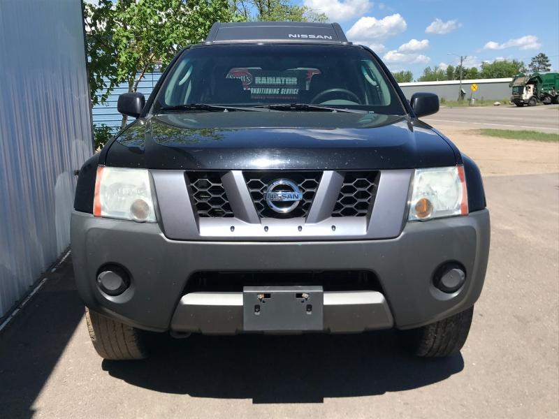 Nissan Xterra 2008 price $0