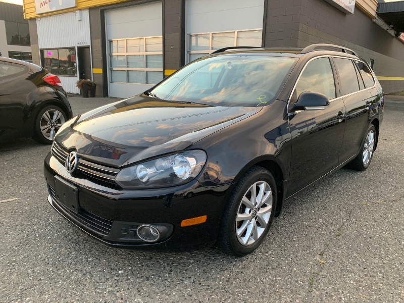 Volkswagen Golf Wagon 2013 price $11,900