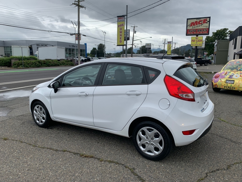 Ford Fiesta 2012 price $4,995