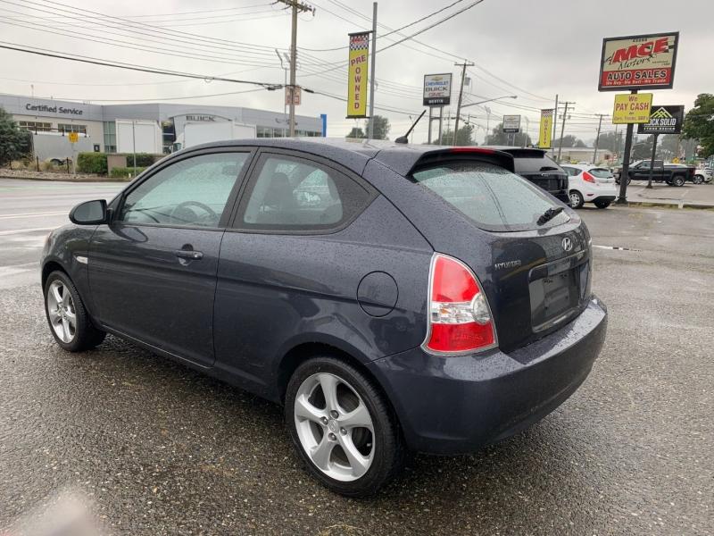 Hyundai Accent 2007 price $3,995