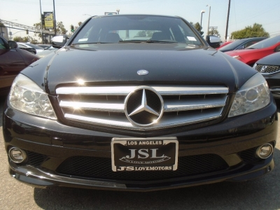 2009 MERCEDES C300 SPORT SEDAN! RELATIVELY LOW PAYMENTS! $1,500 DRIVE OFF FALL SPECIAL!
