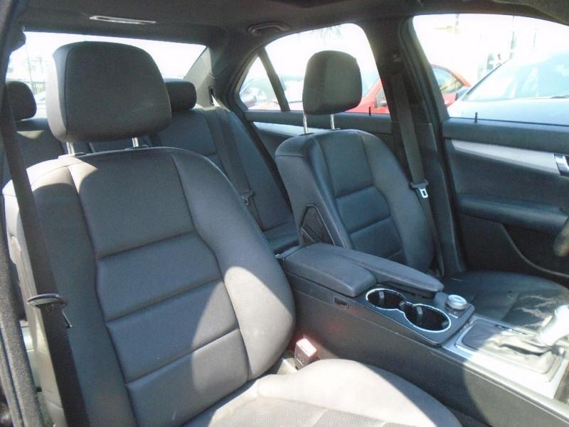 Mercedes-Benz C-Class 2009 price $11,999