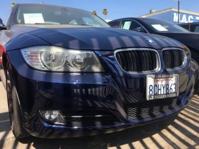 2011 BMW 328I SEDAN! RARE METALLIC BLUE! WARRANTY! $1,500 DRIVE OFF FALL SPECIAL!