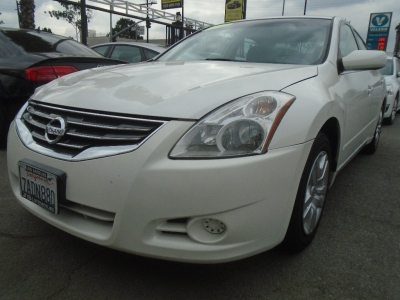 2012 NISSAN ALTIMA 2.5S SEDAN! 97K MILES! PERFECT A-TO-B CAR! RELATIVELY LOW PAYMENTS! $1,000 DRIVE