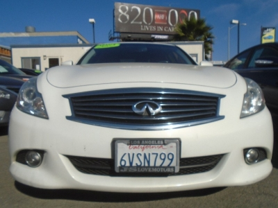 2012 INFINITI G25 JOURNEY SEDAN! 97K MILES! SPORTY! WARRANTY! $2,000 DRIVE OFF!