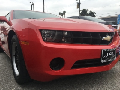 2012 CHEVROLET CAMARO LS 2DR COUPE! RED RED! ONLY 54K MILES! ONE BABIED CAR! EXCELLENT CONDITION!