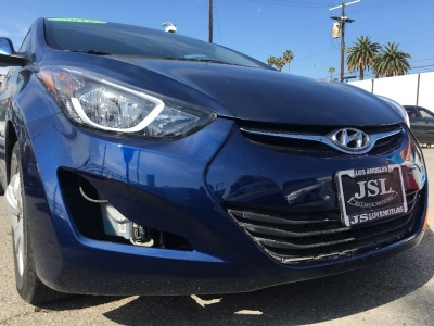 2016 HYUNDAI ELANTRA 4DR SEDAN! BLUE! PERFECT A-TO-B! ONLY 57K MILES! $1,500 DOWN DRIVE OFF!