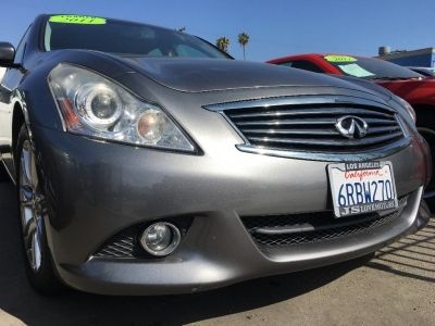 2011 INFINITI G37 JOURNEY SEDAN! 104K MILES! $2,000 DOWN DRIVE OFF!