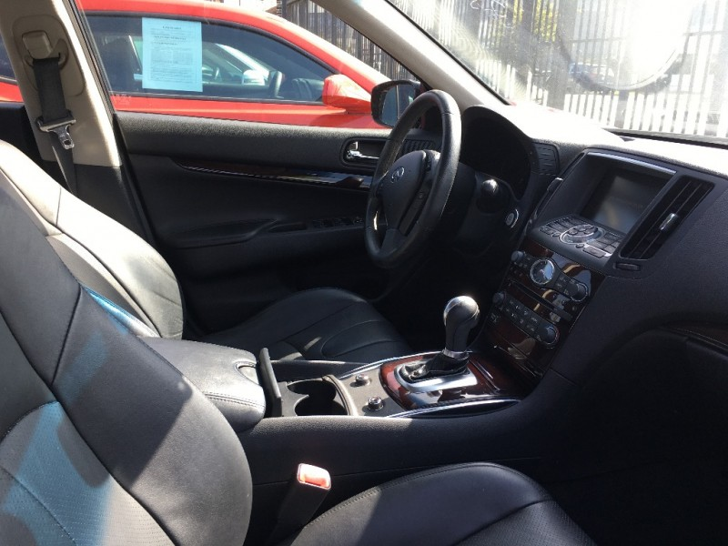Infiniti G37 Sedan 2011 price $14,999
