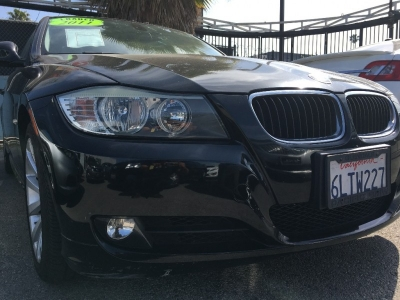 2011 BMW 328I SPORT SEDAN! BLACK! 77K MILES! $2,000 DOWN DRIVE OFF! SUMMER SPECIAL!