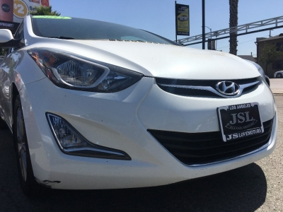 2014 HYUNDAI ELANTRA GLS SEDAN! ONLY 66K MILES! NEWER BODY! RELATIVELY LOW PAYMENTS! $1,500 DRIVE OF