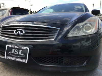 2009 INFINITI G37 CONVERTIBLE HARDTOP! RARE BEAUTY! ONLY 73K MILES! $2,000 DRIVE OFF!
