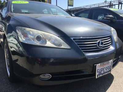 2007 LEXUS ES350 SEDAN! EXCELLENT CONDITION! RELATIVELY LOW PAYMENTS! WARRANTY! $1,500 DRIVE OFF!