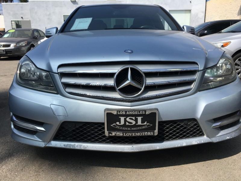 Mercedes-Benz C-Class 2013 price $13,999
