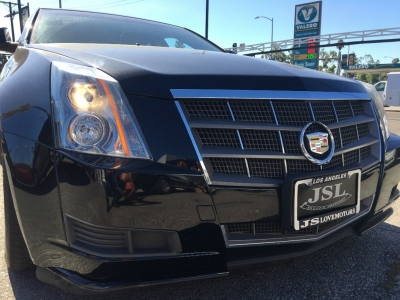 2011 CADILLAC CTS LUXURY SEDAN! BLACK ON BLACK! MAGNIFICENT! $2,000 DRIVE OFF WITH PROOF OF INCOME!