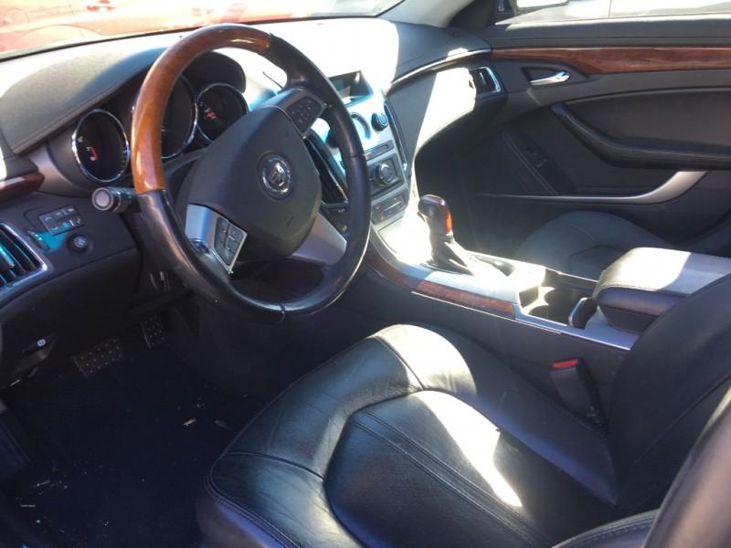 Cadillac CTS Sedan 2011 price $15,299