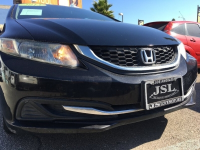 2013 HONDA CIVIC LX SEDAN! GAS SAVER! PERFECT A-TO-B CAR! $1,500 DRIVE-OFF FALL SPECIAL!