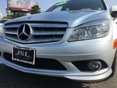 2008 MERCEDES C300 SPORT SEDAN! ONLY 86K MILES! EXCELLENT CONDITION! $2,00O DRIVE OFF SPECIAL! RELAT