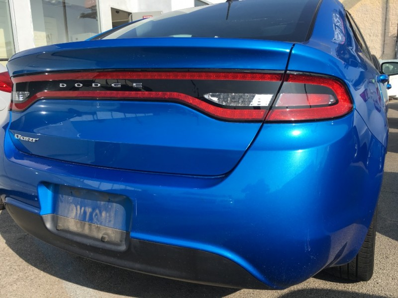 Dodge Dart Limited 2016 price $14,299