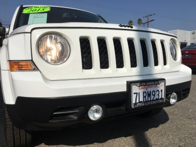 2015 JEEP PATRIOT SPORT ALTITUDE SUV! ONLY 46K MILES! LIKE NEW! $2,000 DRIVE OFF TODAY!