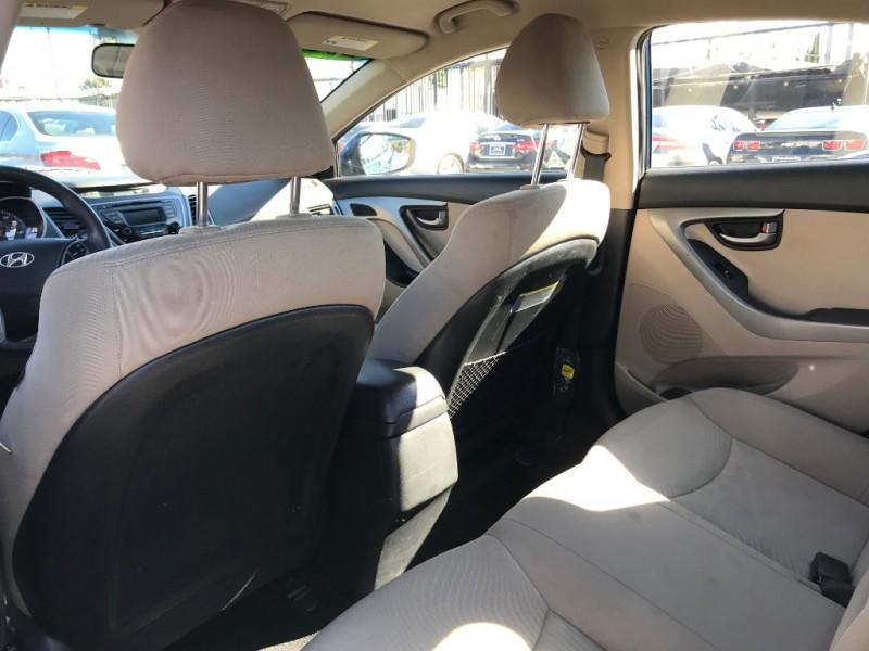 Hyundai Elantra 2016 price $13,999