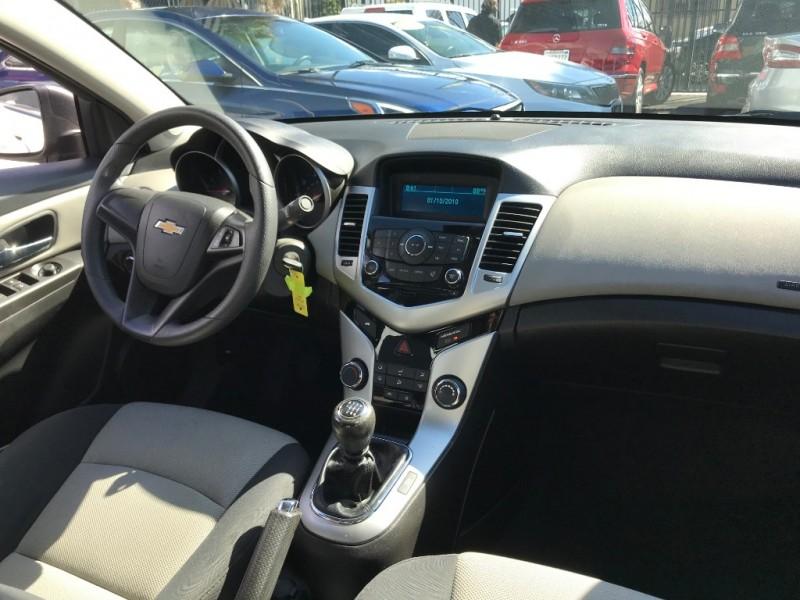 Chevrolet Cruze Limited 2016 price $14,299