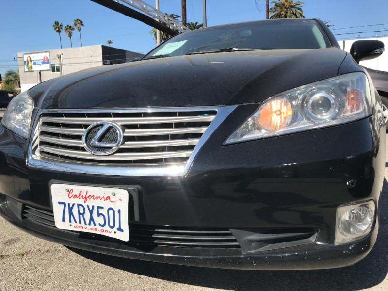 Lexus ES 350 2012 price $16,999