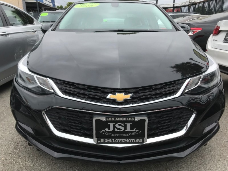 Chevrolet Cruze 2016 price $15,999