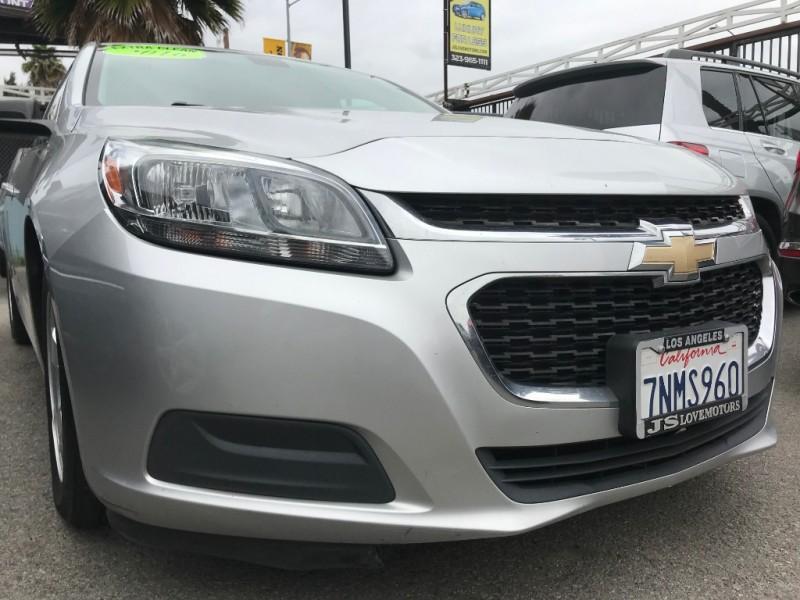 Chevrolet Malibu Limited 2016 price $16,299