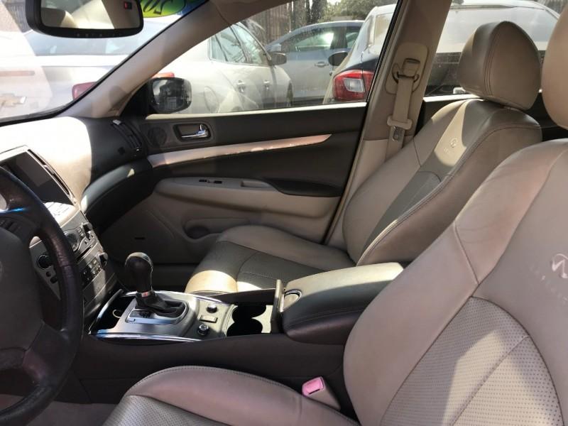 Infiniti G37 Sedan 2012 price $18,799