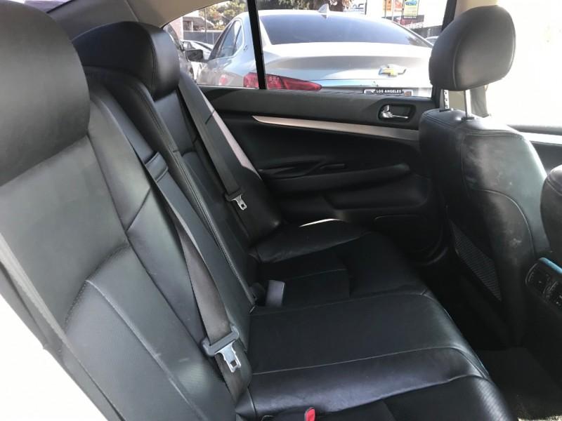 Infiniti G25 Sedan 2012 price $17,999