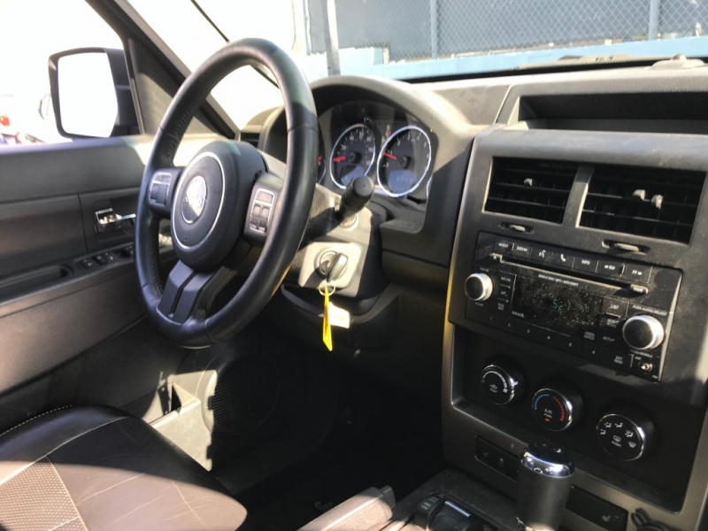 Jeep Liberty 2012 price $16,299