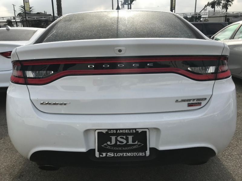 Dodge Dart 2013 price $13,999
