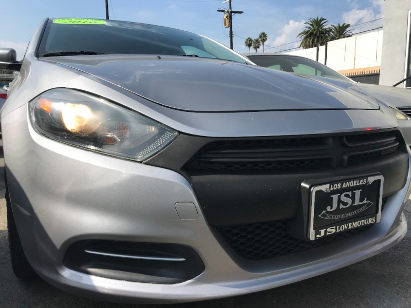 Dodge Dart 2016 price $16,999
