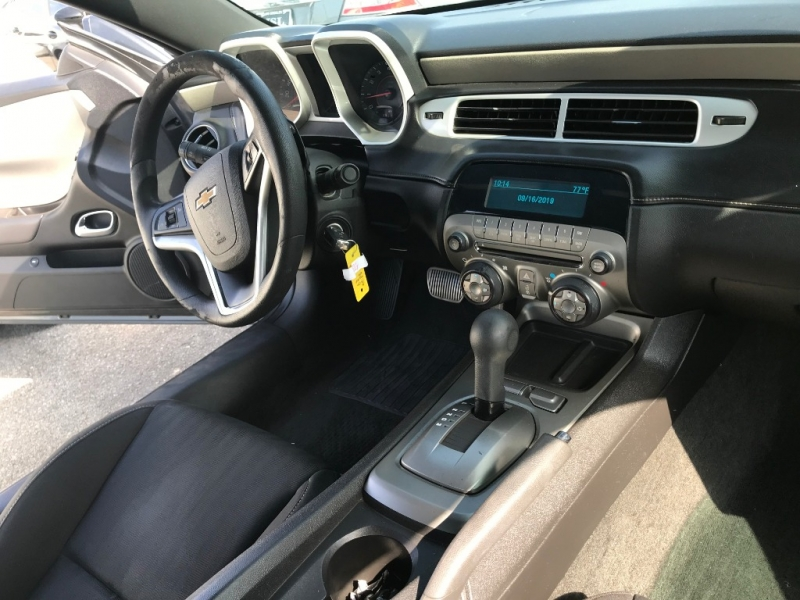 Chevrolet Camaro 2013 price $18,299