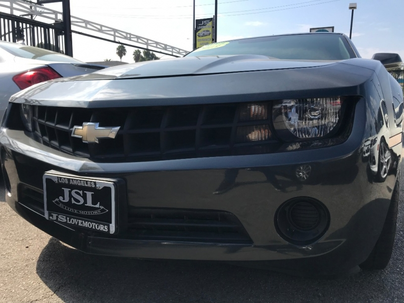 Chevrolet Camaro 2013 price $18,299