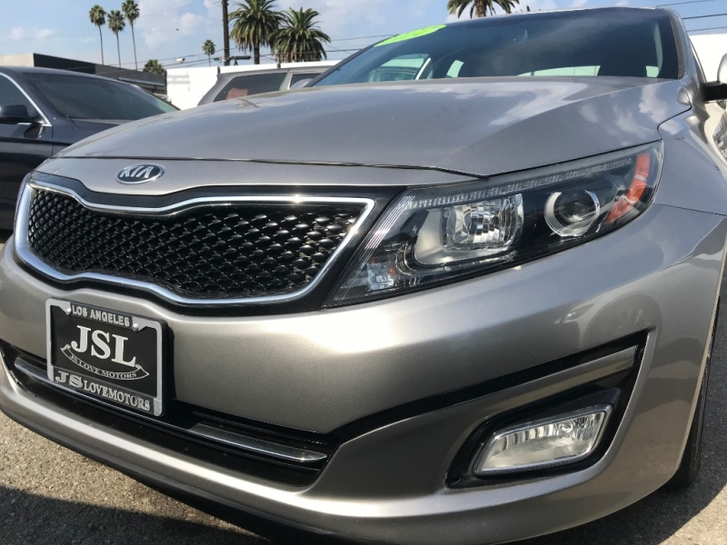 Kia Optima 2014 price $16,499