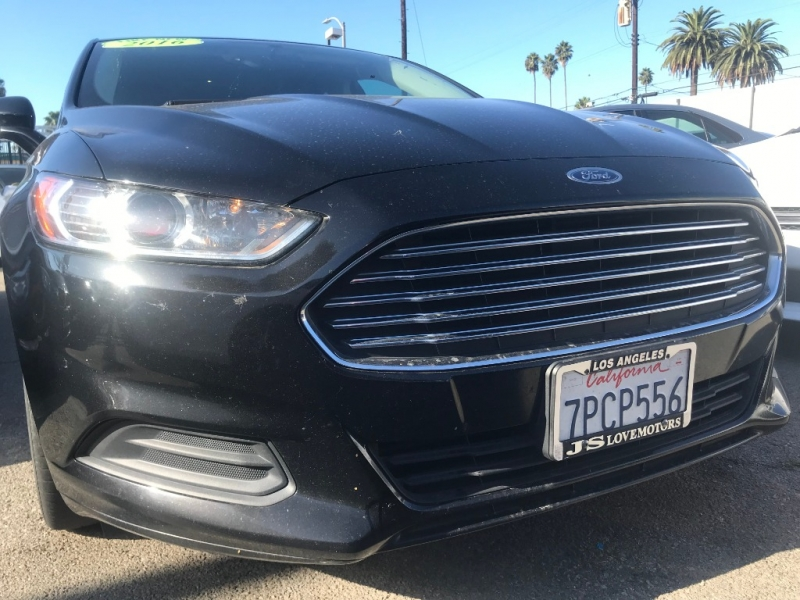 Ford Fusion 2016 price $16,999