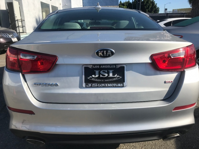 Kia Optima 2014 price $15,999
