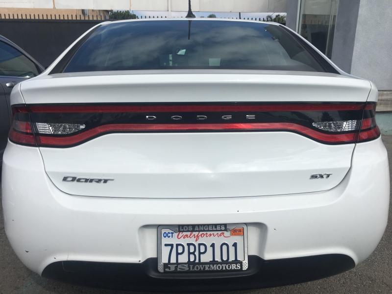 Dodge Dart 2015 price $13,999
