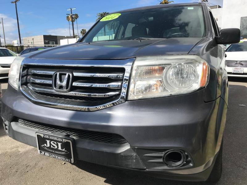 Honda Pilot 2014 price $19,999