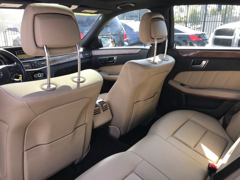 Mercedes-Benz E-Class 2012 price $17,999