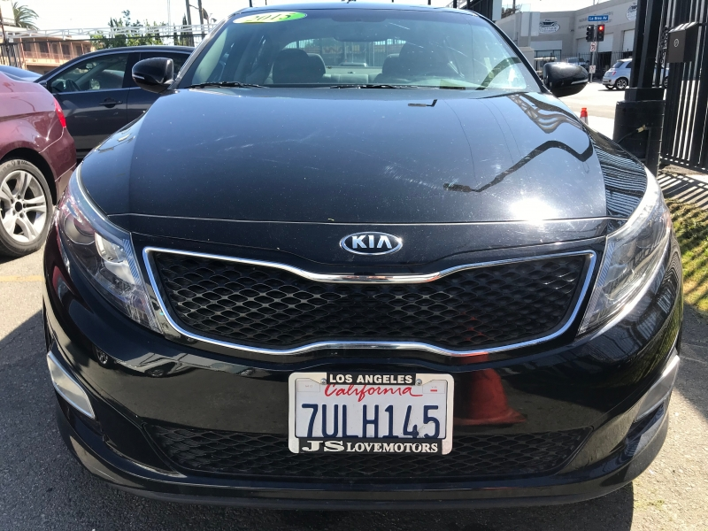 Kia Optima 2015 price $17,299