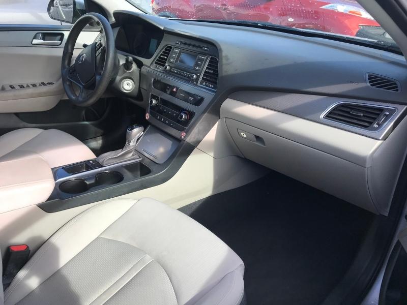Hyundai Sonata 2017 price $16,999