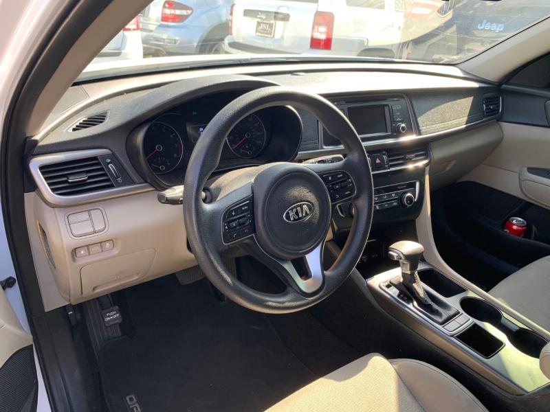 Kia Optima 2016 price $19,999