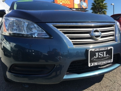 2014 NISSAN SENTRA SV SEDAN! ONLY 62K MILES! COMPACT AND AFFORDABLE! NEWER BODY!