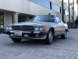Mercedes-Benz 560 Series 1988