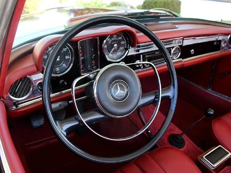 Mercedes-Benz SL-Class 1967 price $59,970