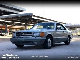 Mercedes-Benz 560 Series 1987